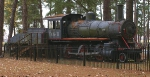 Alco 2-6-0 at Ford Park